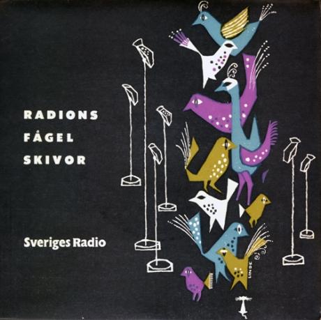 Radions-Fagel-Skivor